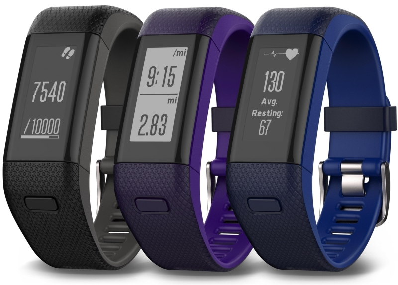 Garmin vívosmart HR+ Regular Fit Activity Tracker