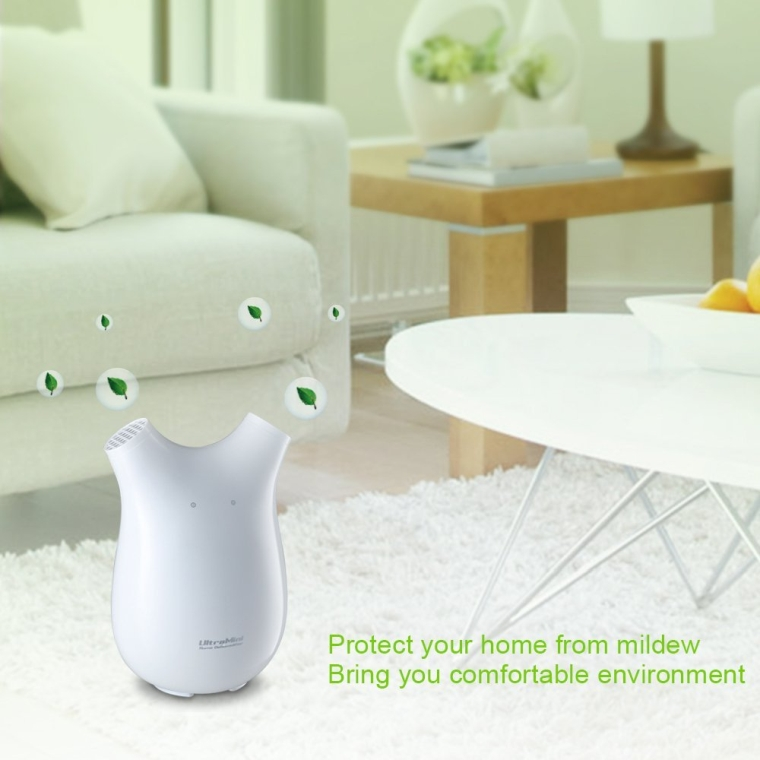 Homasy Portable Ultra-mini Semiconductor Dehumidifier