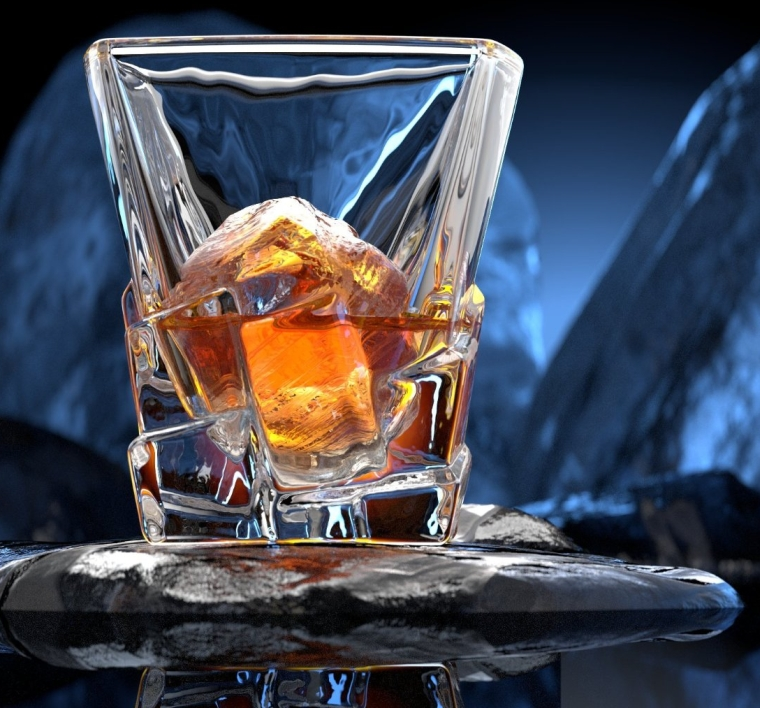 Iceberg Whiskey Glasses
