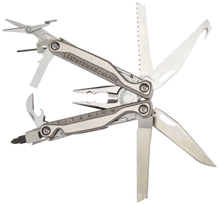 Leatherman 830685 Charge TTi with Nylon Sheath