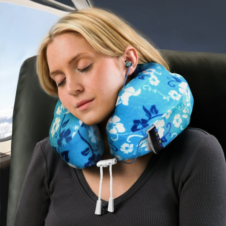 Memory Foam Travel Neck Pillow