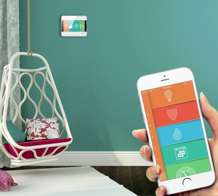 NuBryte Touchpoint All-in-One Smart Home Console
