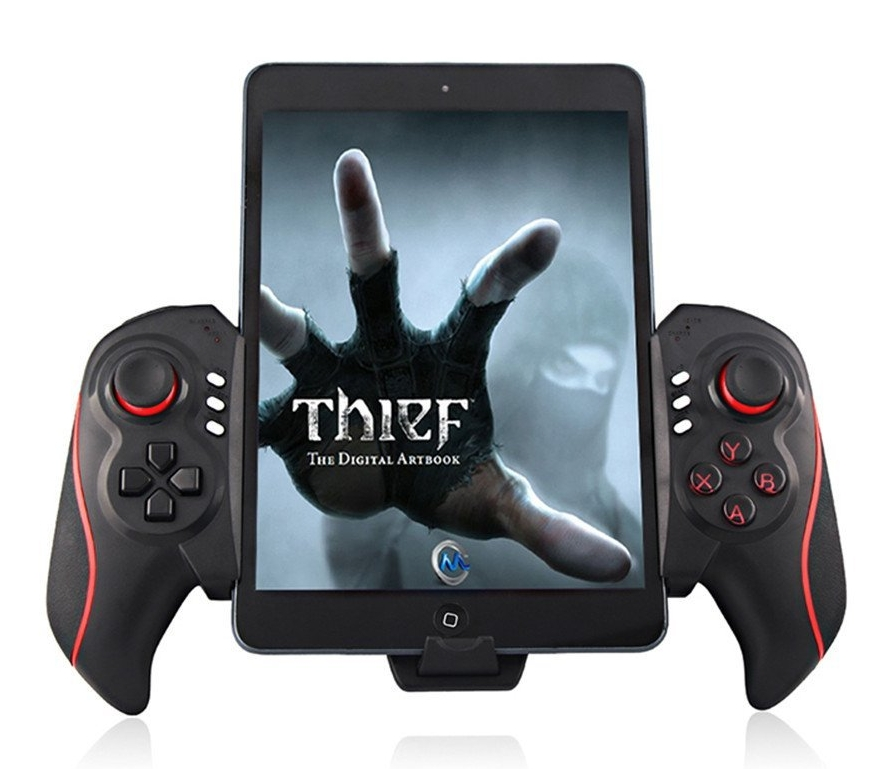 PYRUS Telescopic Wireless Game Controllers Gamepad Joystick