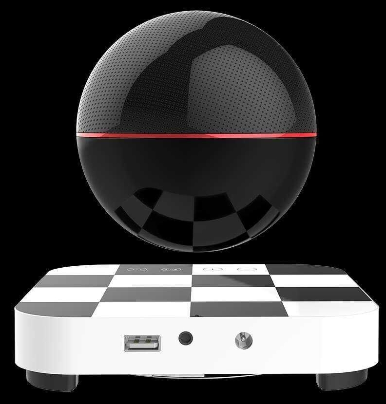 Portable Bluetooth Wireless Floating Levitating Maglev SpeakerMaglev Bluetooth speaker