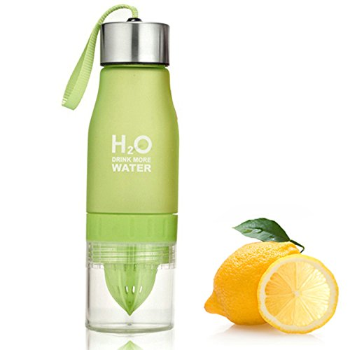 Portable Fruit Infuser Water Bottle