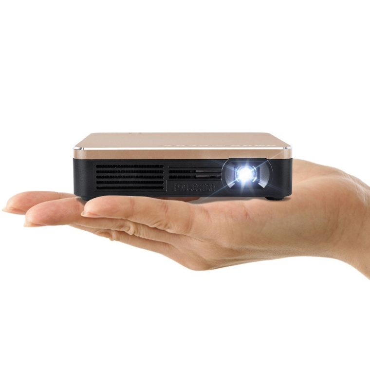 Portable Mini Pocket Size Multimedia Video LED Gaming Projectors