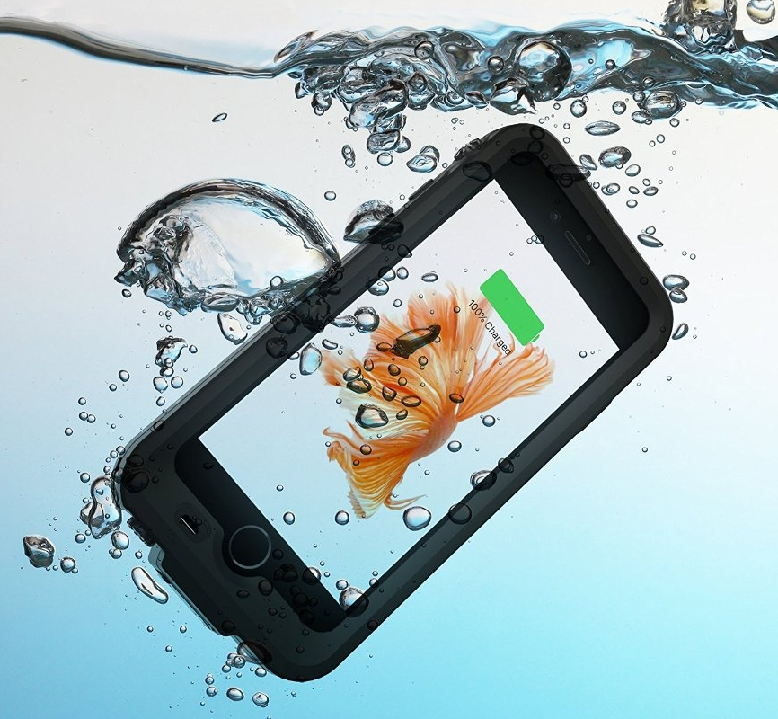 PowerBear® Waterproof iPhone 6 Case