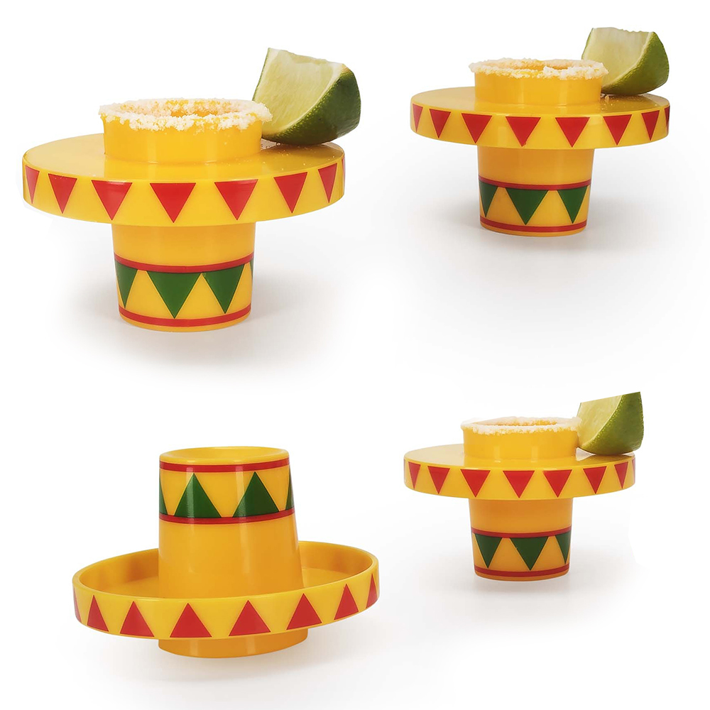 SOMBRERO SLAMMER STACKING SHOT GLASSES