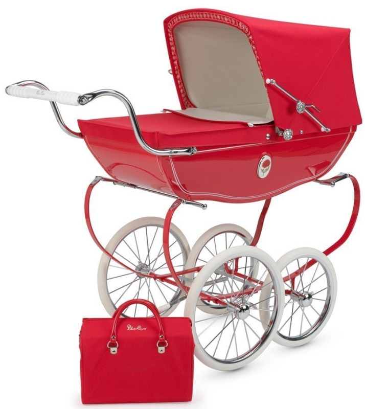 Silver Cross Chatsworth Doll Pram Poppy