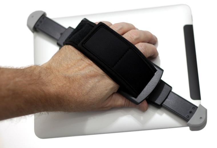 Soft Neoprene Hand Held Holder For Your Tablet