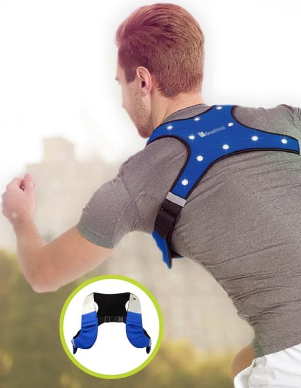 Sport LED Running Vest