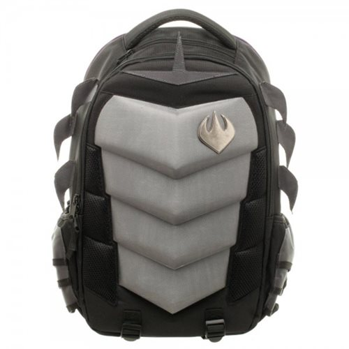 Teenage Mutant Ninja Turtles Shredder 3D Molded Armor Samurai Backpack