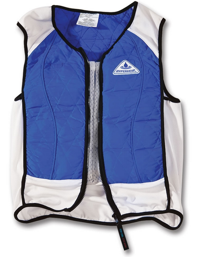 The Arid And Humid Climate Evaporative Cooling Vest