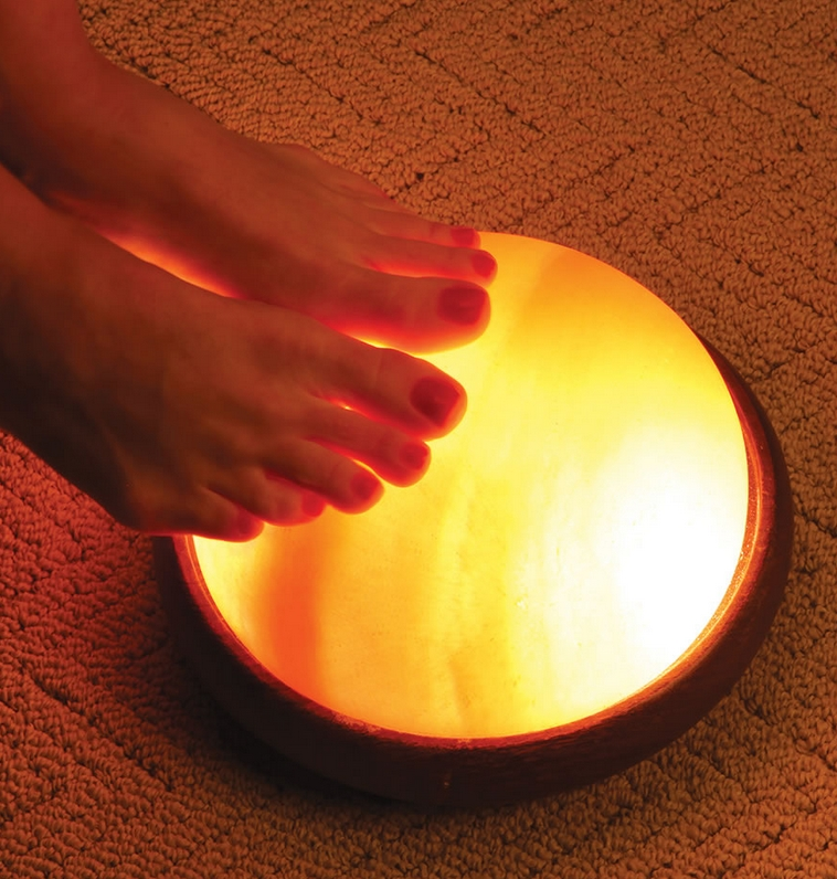 The Himalayan Salt Therapy Dome 7 Gadgets