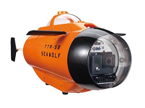 Thunder Tiger 5222-F03V Seawolf Sport Submarine 75mhz