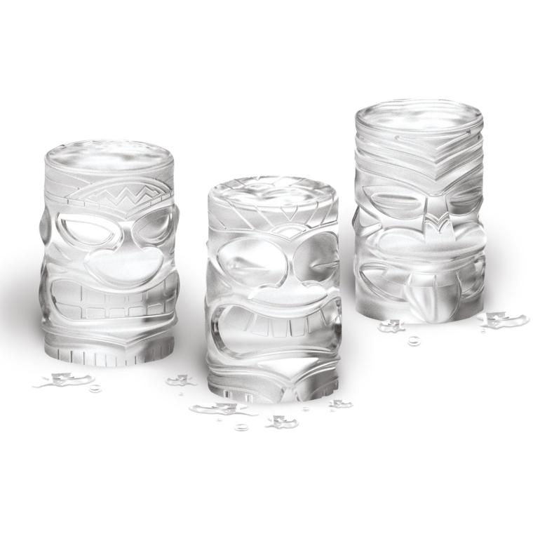 Tovolo Tiki Ice Molds