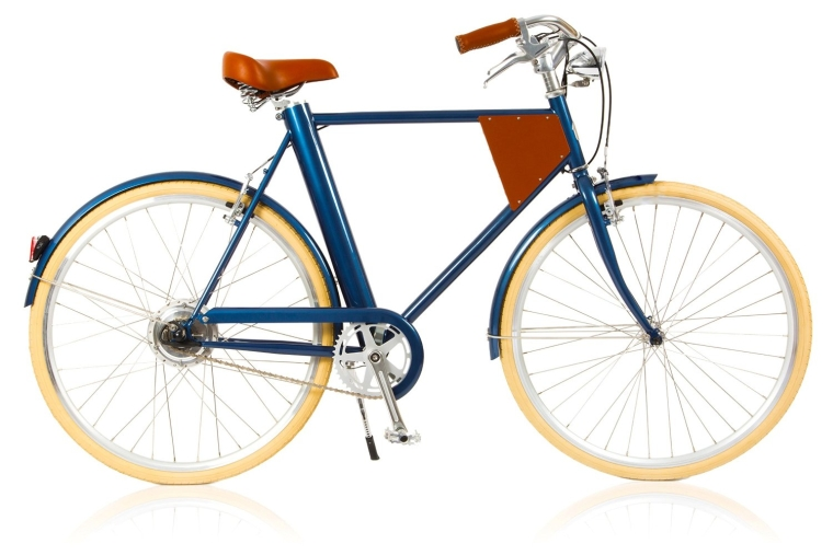 Vela Vintage Electric Bicycle