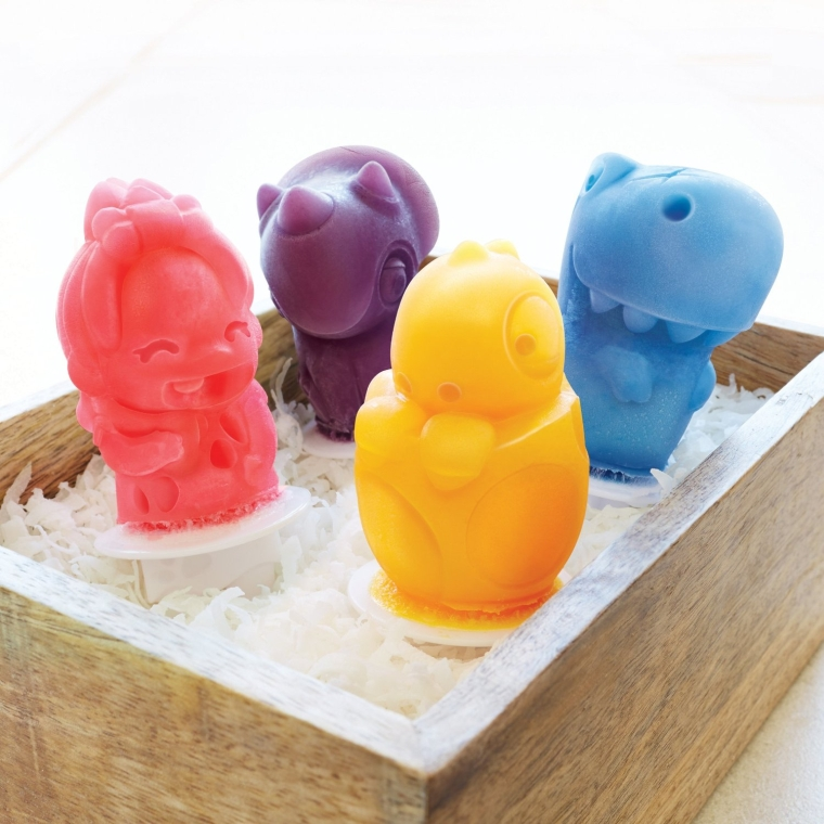 Zoku Dino Pop Molds