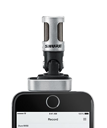 iOS Digital Stereo Condenser Microphone