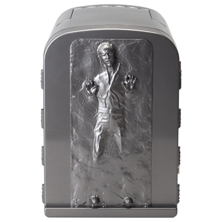 3D 4 Liter Thermoelectric Mini Fridge Cooler