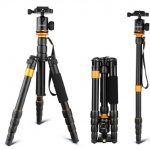 Foldable Detachable Video Tripod Monopod Ball Head Photography