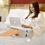 Minitable Quality Adjustable Laptop Bed Tray