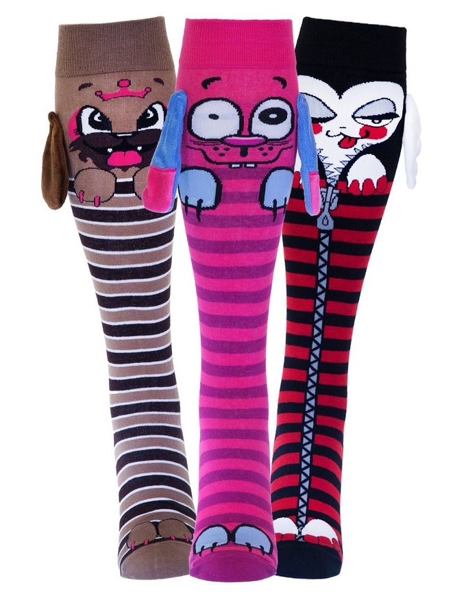 MooshWalks Socks Trio set