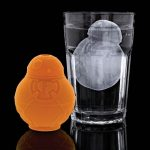 Star Wars BB-8 Droid Character Party Novelty 3D Ice Mould