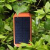 10000mAh Solar Charger 2-Port USB Solar Power Bank