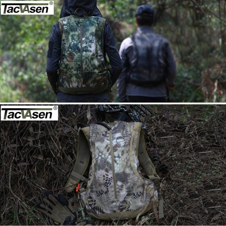20L Tactical Hunting Backpack Camo Cycling Motorcycle