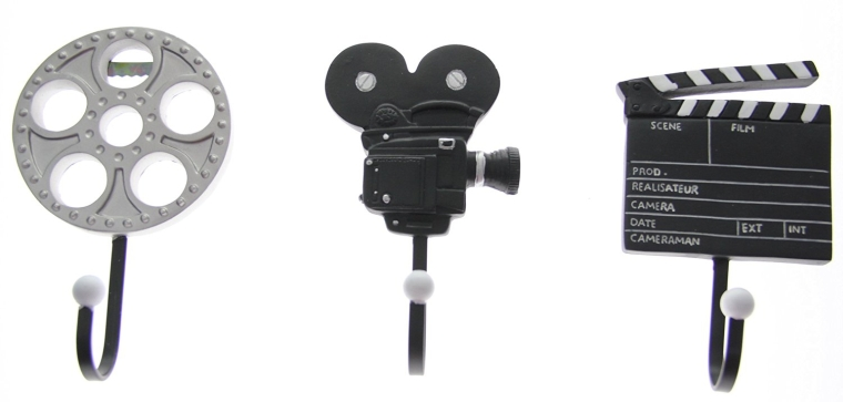 3-Piece Set Filmmaking Tools