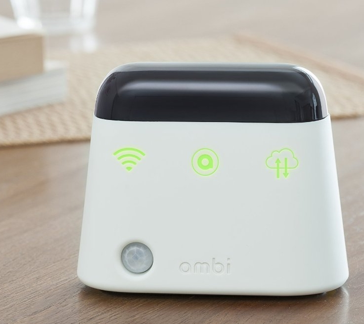 Ambi Climate Smart AC Control For Remote-Controlled Air ConditionerHeat Pump