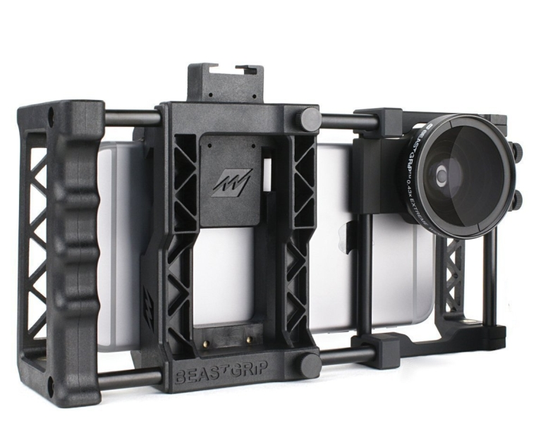 Beastgrip BGPR-WACL Pro + Wide Angle Lens Bundle
