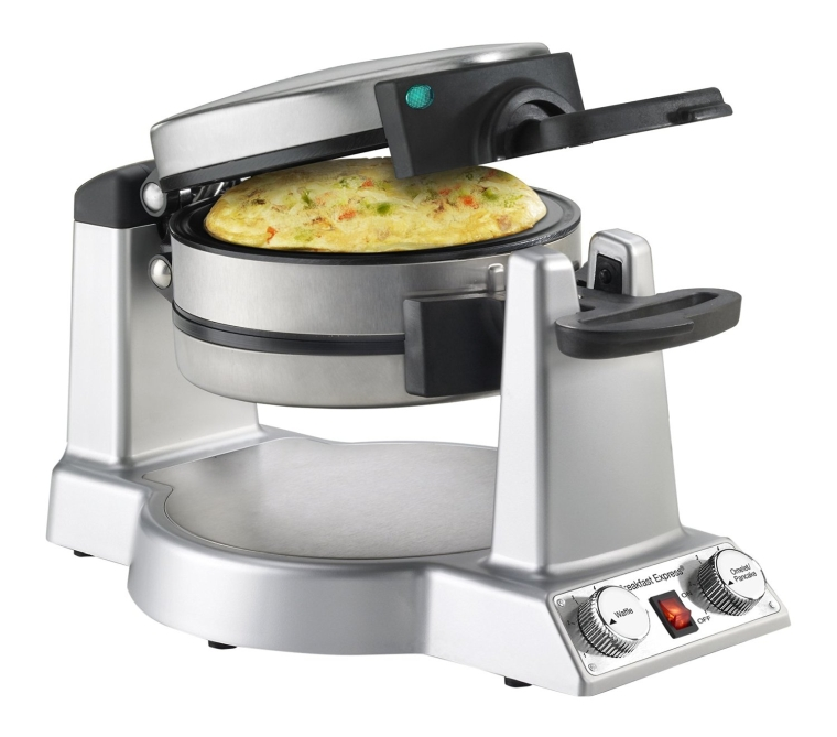 Breakfast Express WaffleOmelet Maker