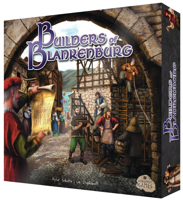 Cobblestone Games Builders of Blankenburg