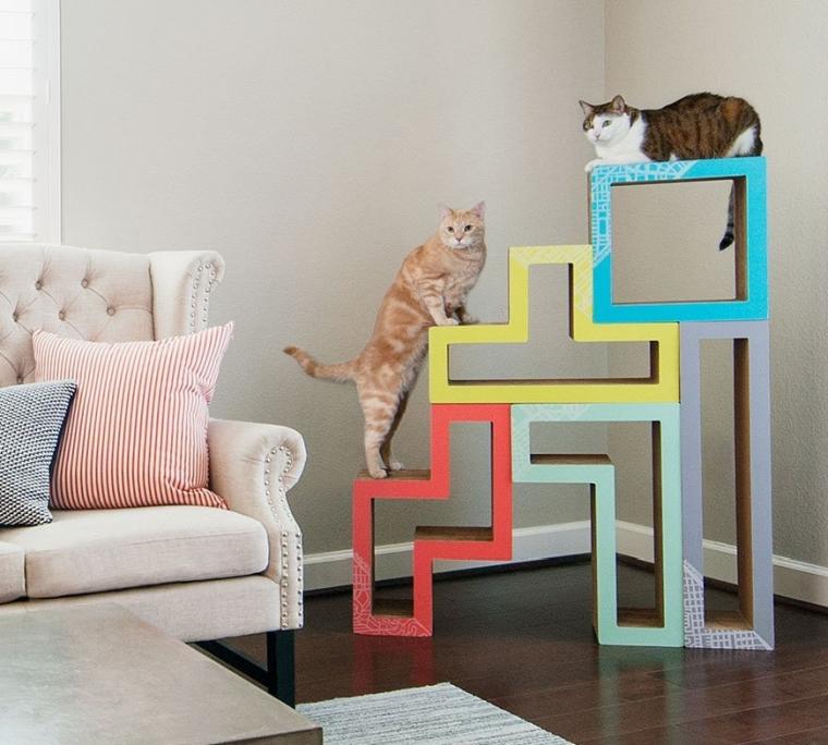 KATRIS Cat Scratcher System & Blocks