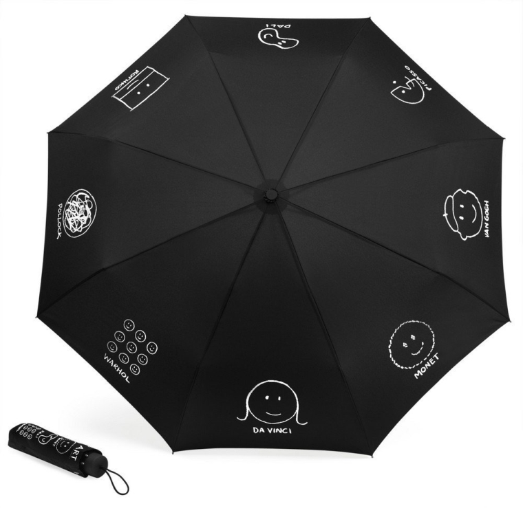 MoMA History of Art Umbrella