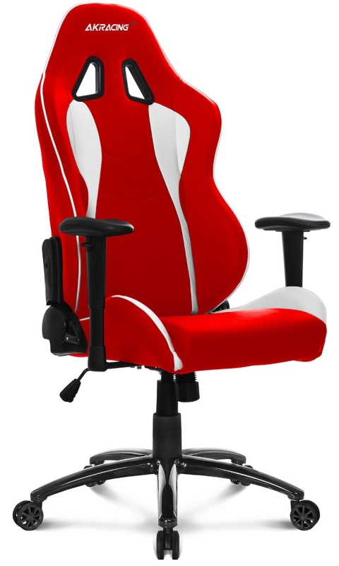 Nitro Ergonomic Series Racing Style Gaming Office Chair with Lumbar and Headrest Pillow
