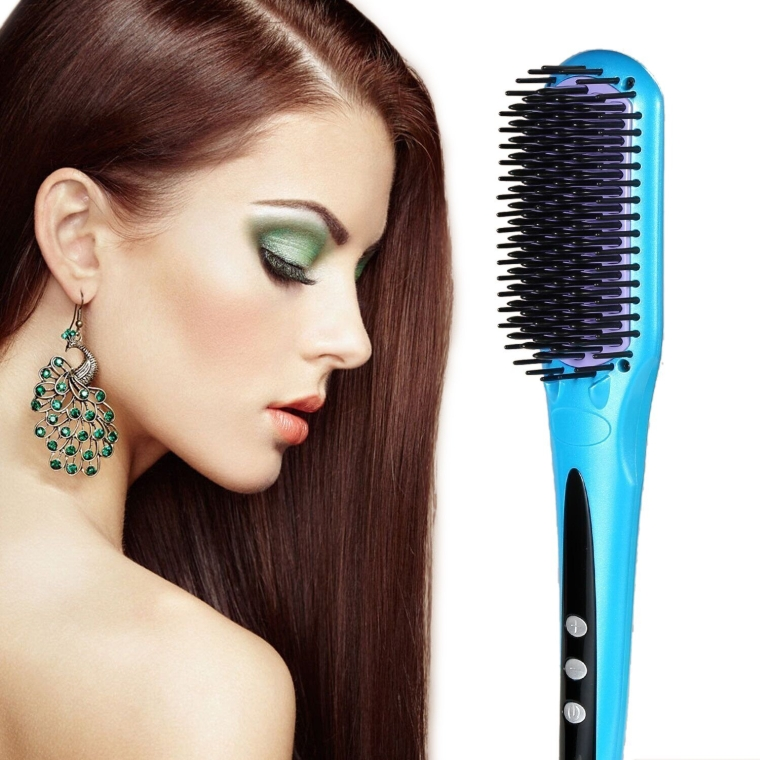 Professional Anion Ceramic Instant Detangling Brush
