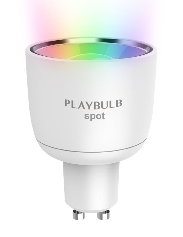 Smart App Controlled Wireless Bluetooth RGB Color Changing Led Spotlight Bulb