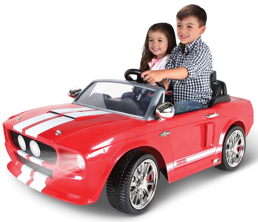 The Children's 1967 Shelby Mustang GT 500