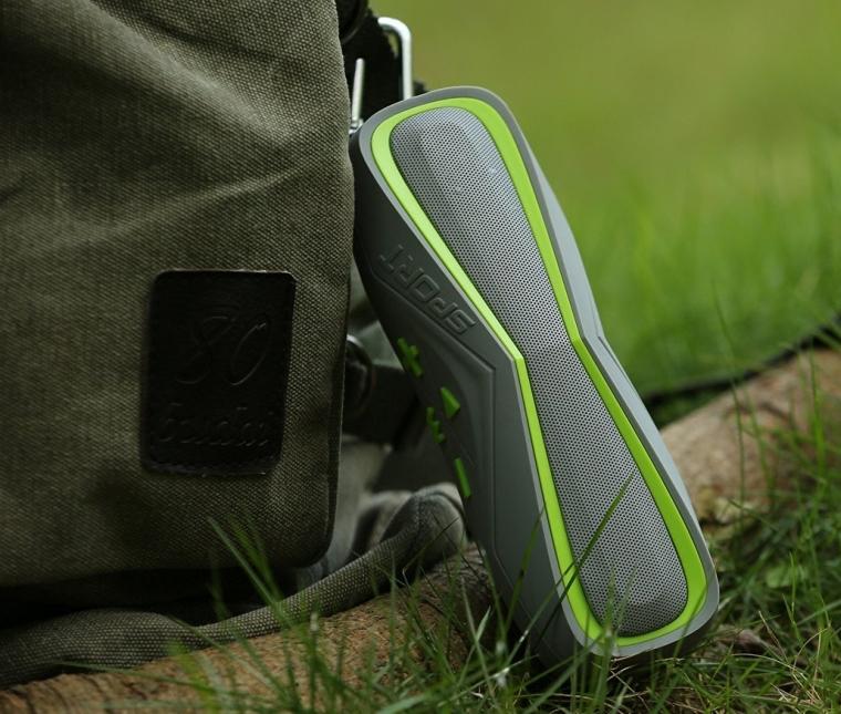 Waterproof Ultra Portable Wireless Bluetooth Speaker