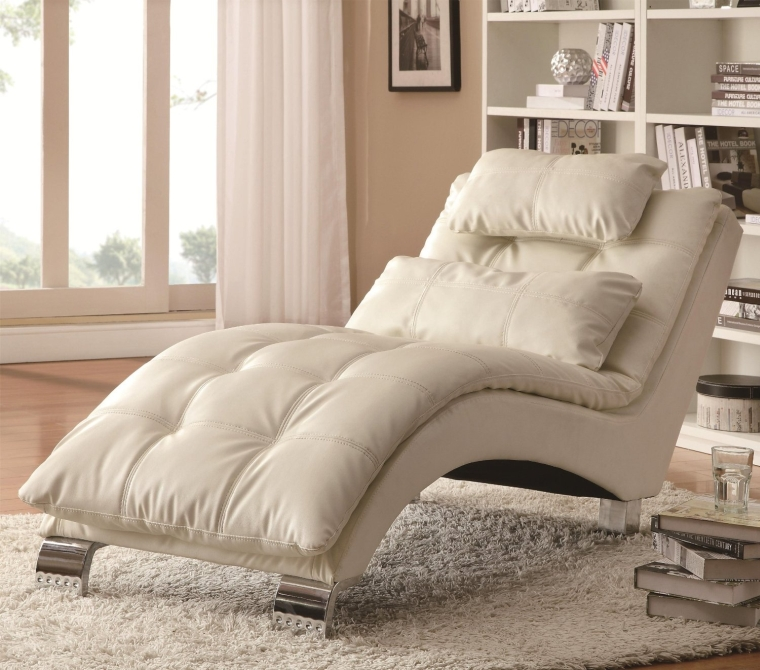 Furnishings Contemporary Chaise