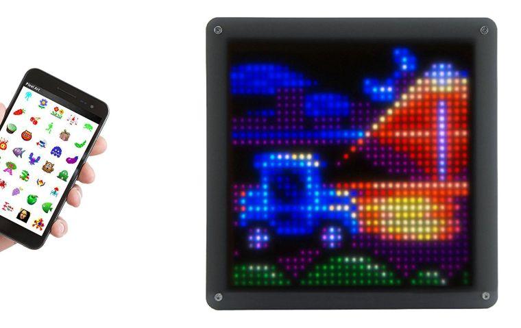 open-gadgets-pixel-led-art-frame