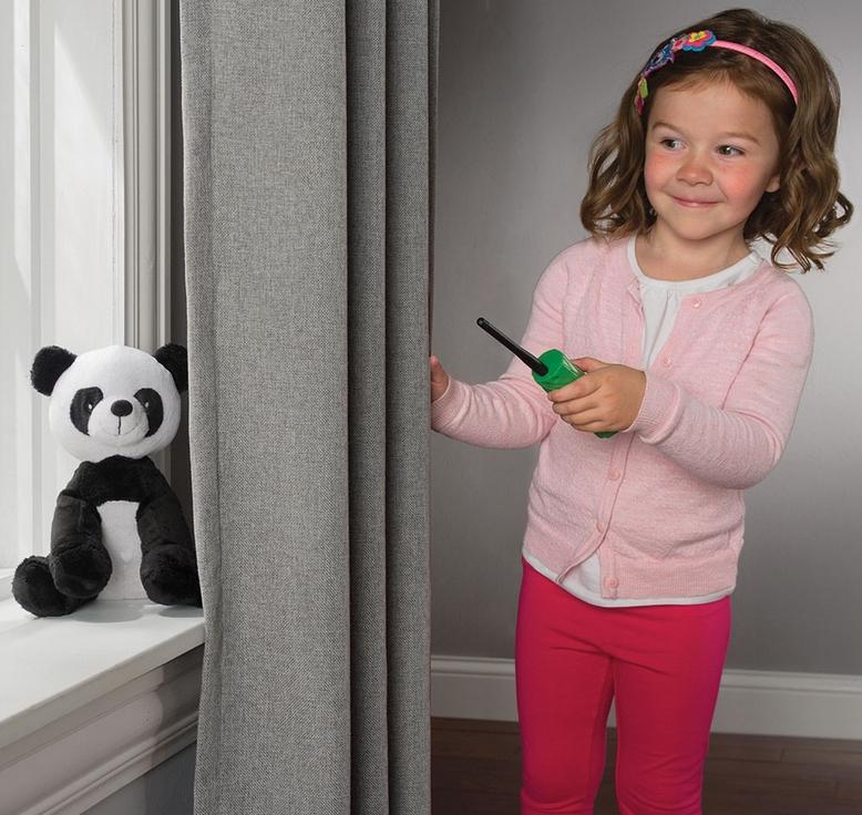 The Hide-N-Seek Panda