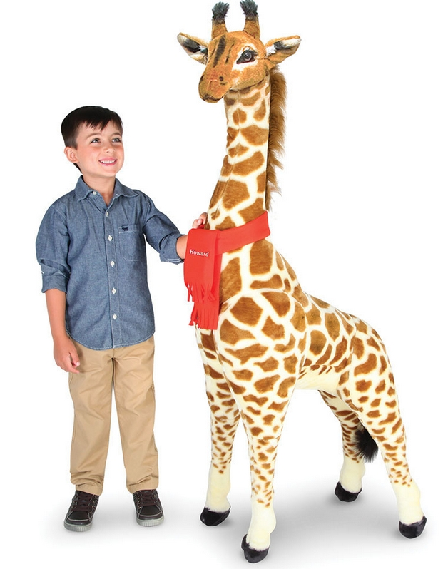 The Personalized 5 Foot Giraffe