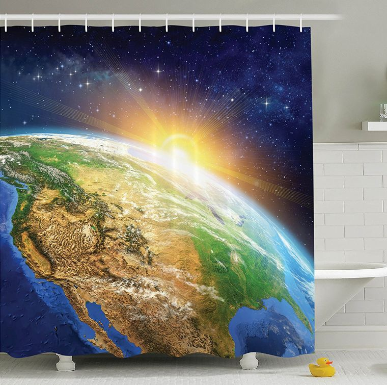 ambesonne-outer-space-decor-collection