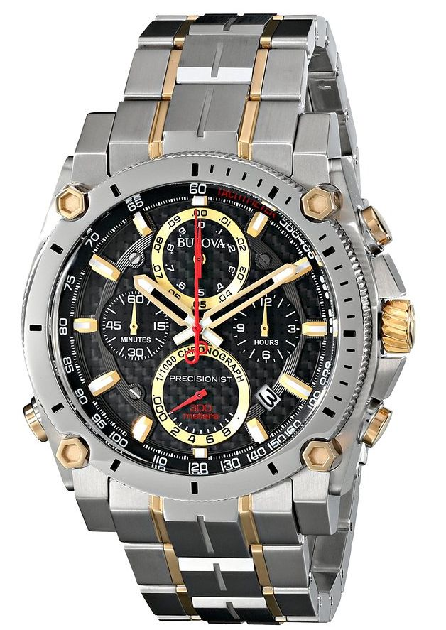 bulova-mens-98b228-precisionist-analog-display-japanese-quartz-two-tone-watch
