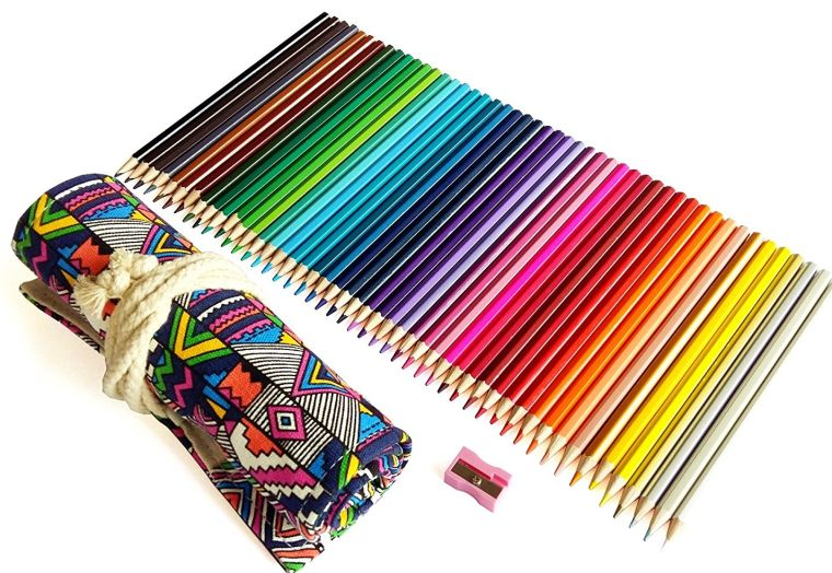 coloring-pencils-for-adults-kids-art-supply-colored-organizer-drawing-kit-set