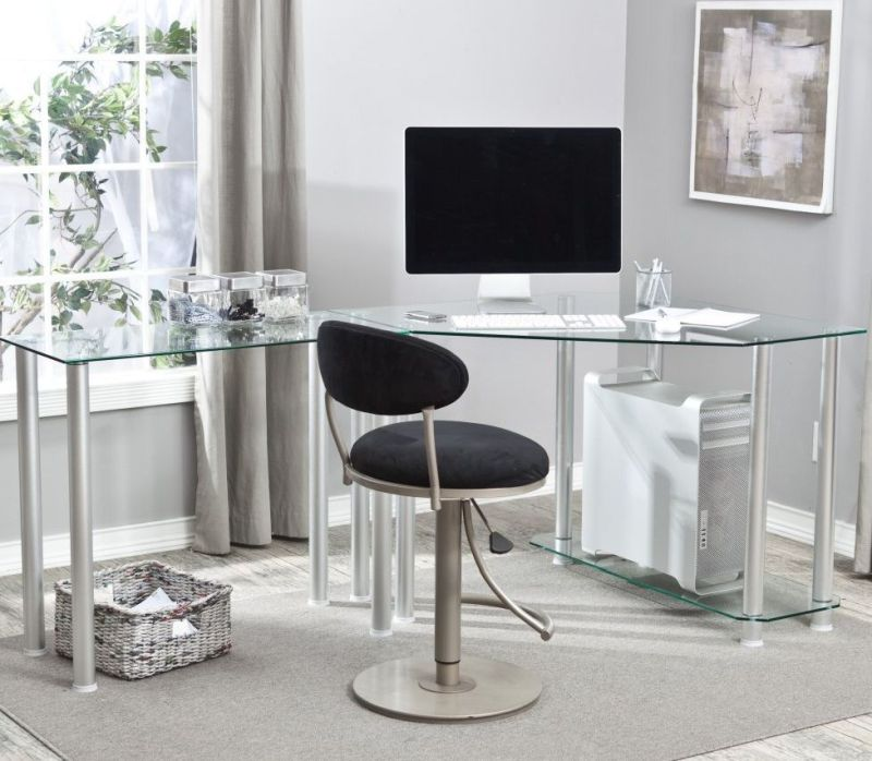 corner-computer-desk-with-glass-top-work-center-arm